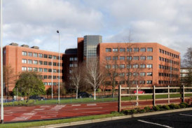 Apartment potential for large Wolverhampton office