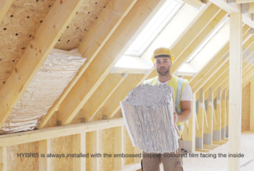 Actis launch video on pitched roof insulation