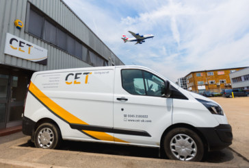 CET opens new materials testing lab near Heathrow