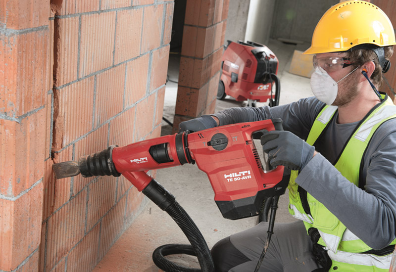Hilti launches new Combihammers