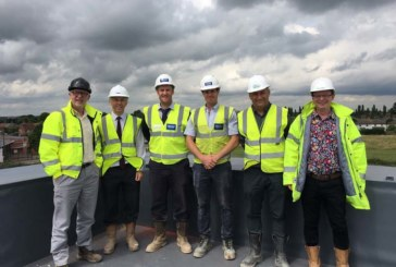 New Nottinghamshire care home close to completion