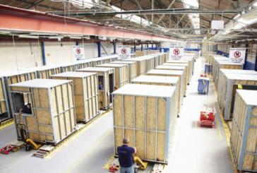 £5m investment for modular bathroom pods manufacturer