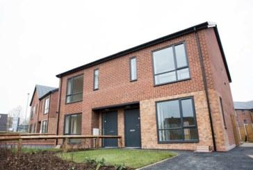 Novus regenerates derelict Stafford site with new homes