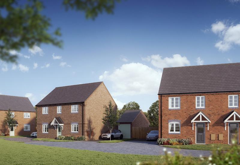 Walton Homes announces new development in Tamworth