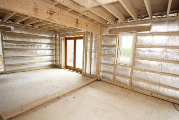 Control of moisture movement achieved using YBS insulation