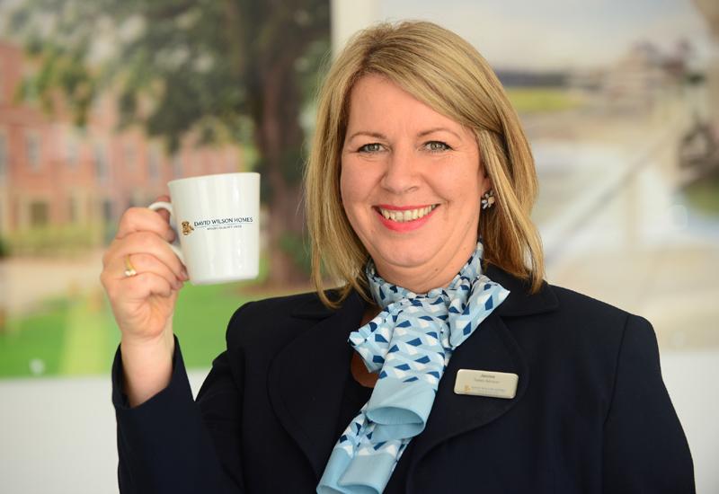 Coffee preferred to tea says housebuilder