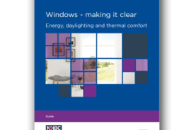 NHBC Foundation provides clear advice on Window design