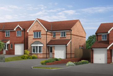 Homes all sold at Hasland Green