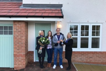 Macbryde Homes welcomes first residents at Erddig Place
