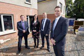 Housing Association secures £10m in finance for major housing programme