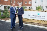 Prime Minister visits McCarthy & Stone development in Maidenhead