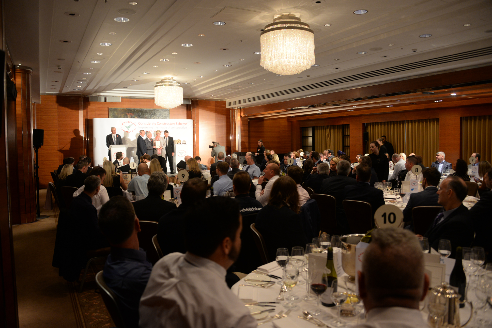The Considerate Constructors Scheme set to host National Awards
