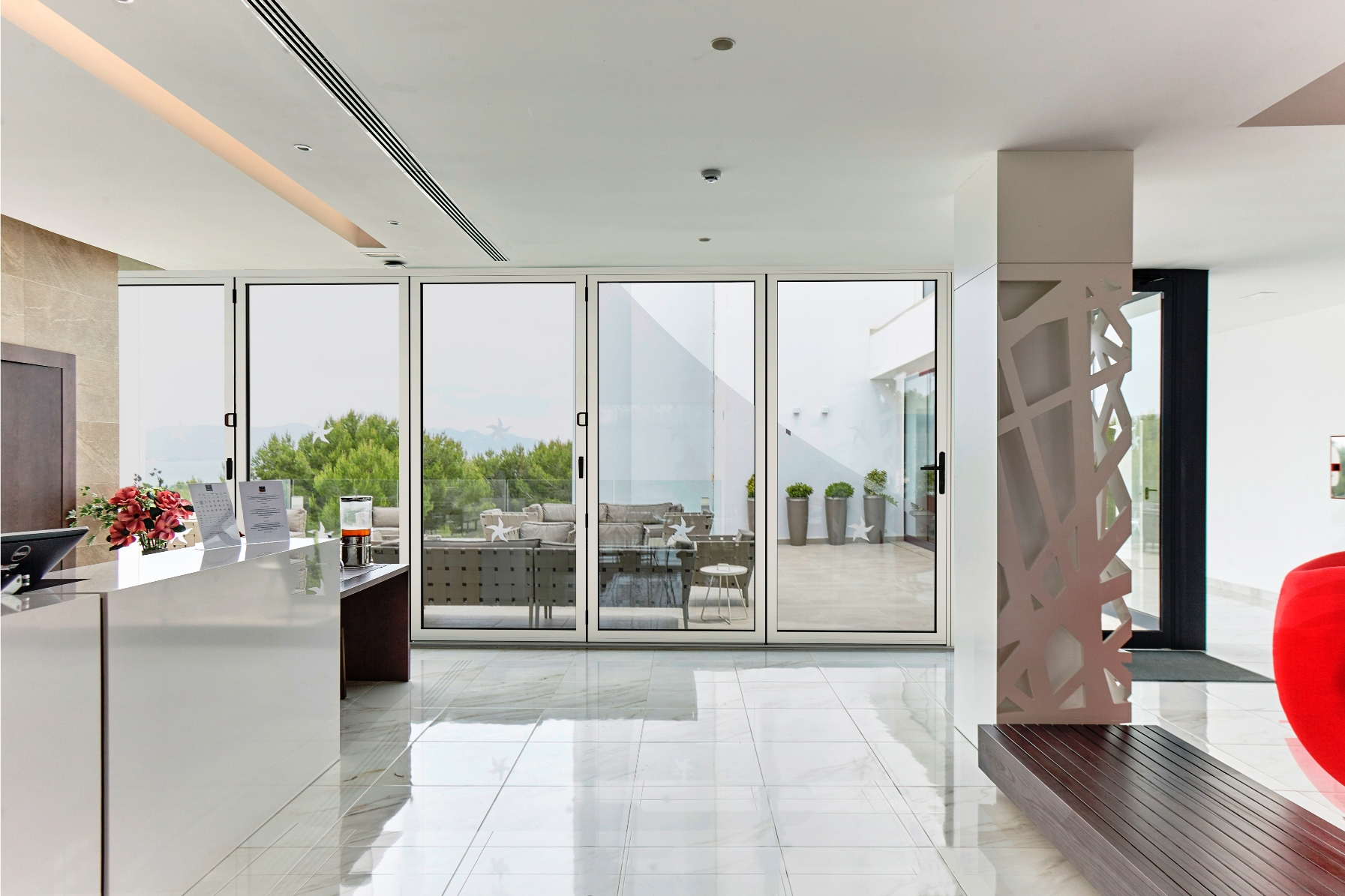 Eurocell extends its range of bi-fold doors