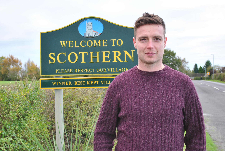 Truelove's Matt puts his stamp on Scothern