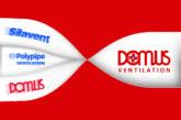 Polypipe Ventilation rebrands as Domus Ventilation