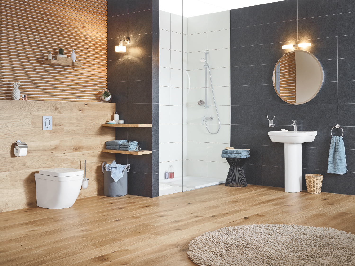 Grohe launches new Euro Ceramics range