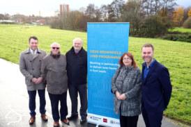 Development on £140m East Leeds housing project commences