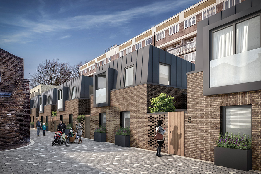 Sales start on new development in Islington, North London