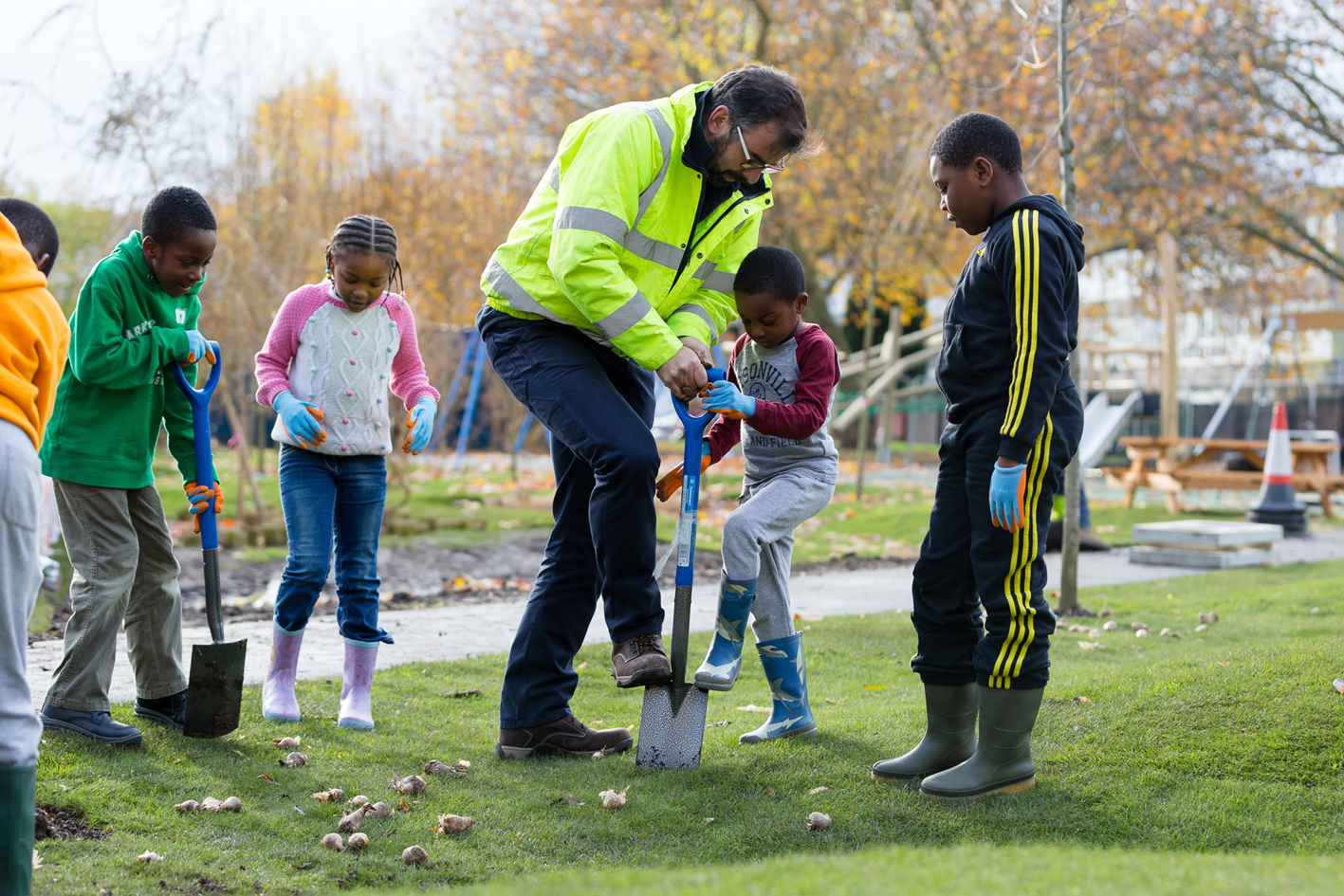 Public open space service launched for housebuilders