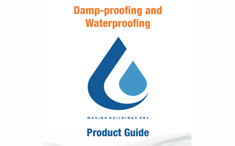 Safeguard releases new product guide for damp and waterproofing technology