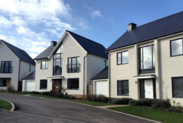 Cembrit Slates chosen for Dursley new-build development