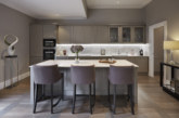 Bringing together the practical and social functions of open plan kitchens