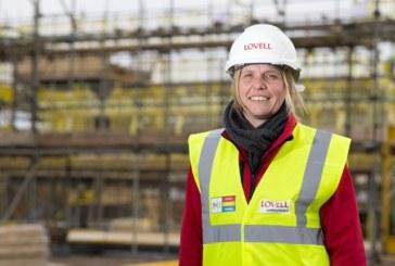 Housebuilders mark International Women's Day