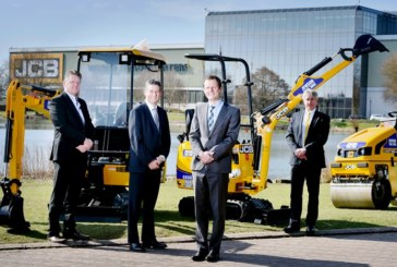Jewson places £8m order for JCB machines