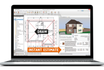 Software to help SME housebuilders cost a project