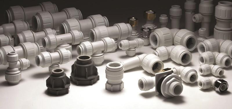 John Guest doubles guarantee on Speedfit plumbing ranges