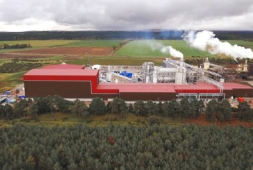 Norbord opens new OSB mill