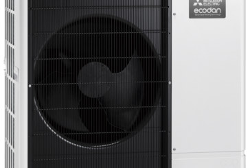 Ultra Quiet Ecodan takes heat pumps to the next level