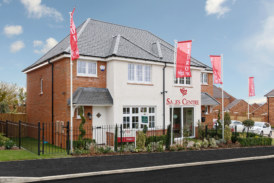 Redrow launches show home at new Chellaston development