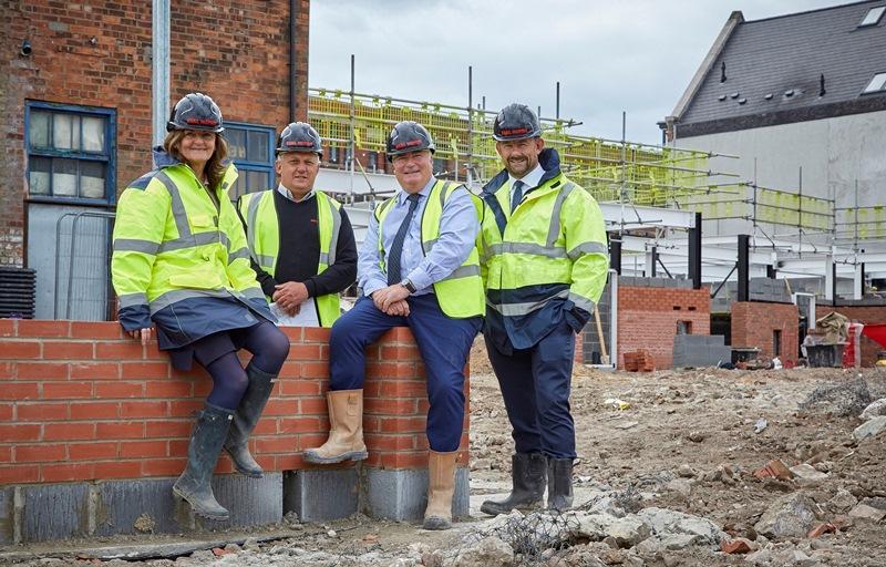 Construction begins at Hull's new urban village