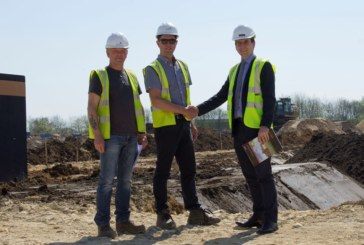 Larkfleet & Gusto join forces at Collingham