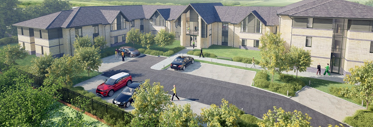 Construction starts on two care home projects
