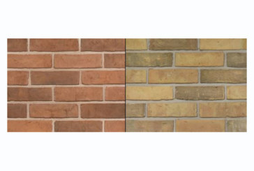 Imperial answers demand with new Waterstruck bricks