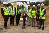 Basildon council begins construction of new homes