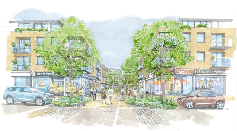 Lovell to transform South Hatfield