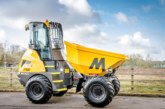 Mecalac reveals MDX site dumper range