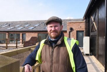 Thomas England partners with British Gypsum in Cheshire
