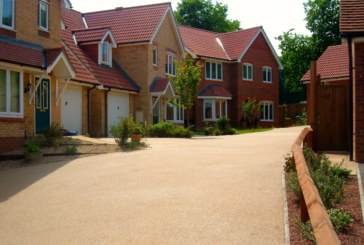 Create a good early impression with resin bound paving