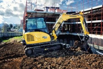 Yanmar CEE launches SV60 midi-excavator