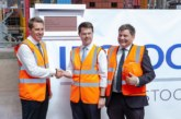 Ibstock officially opens new brick factory