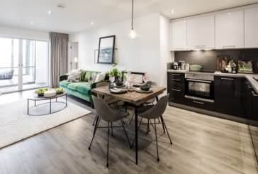 British Ceramic Tile supplies tiles for stylish apartment development
