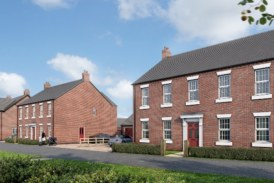 Planning submitted for new Peveril Homes development in Derbyshire