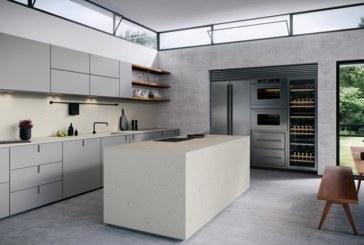 Latest residential interiors from Caesarstone go 'rough'
