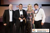 Peveril Homes excels at LABC East Midlands Building Excellence Awards