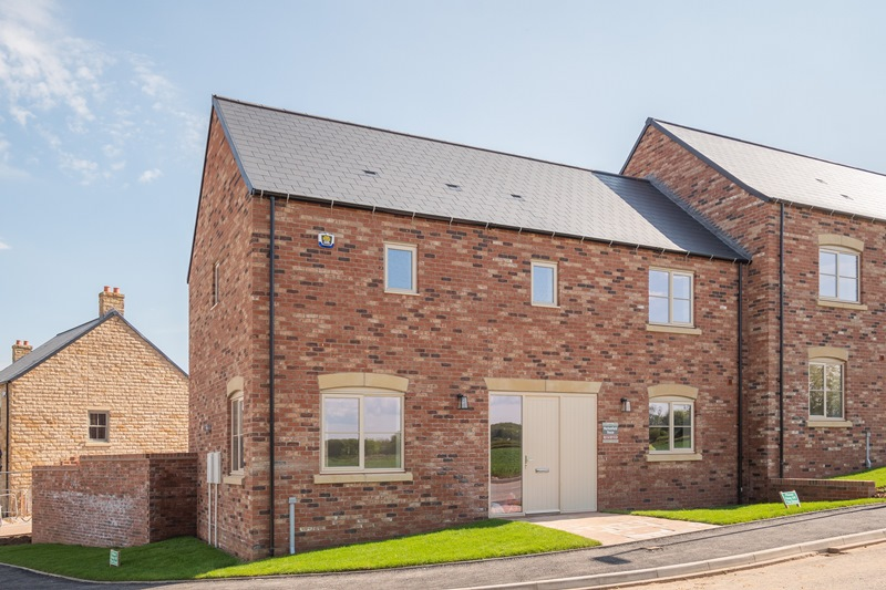 New 'barn style' homes from Kebbell