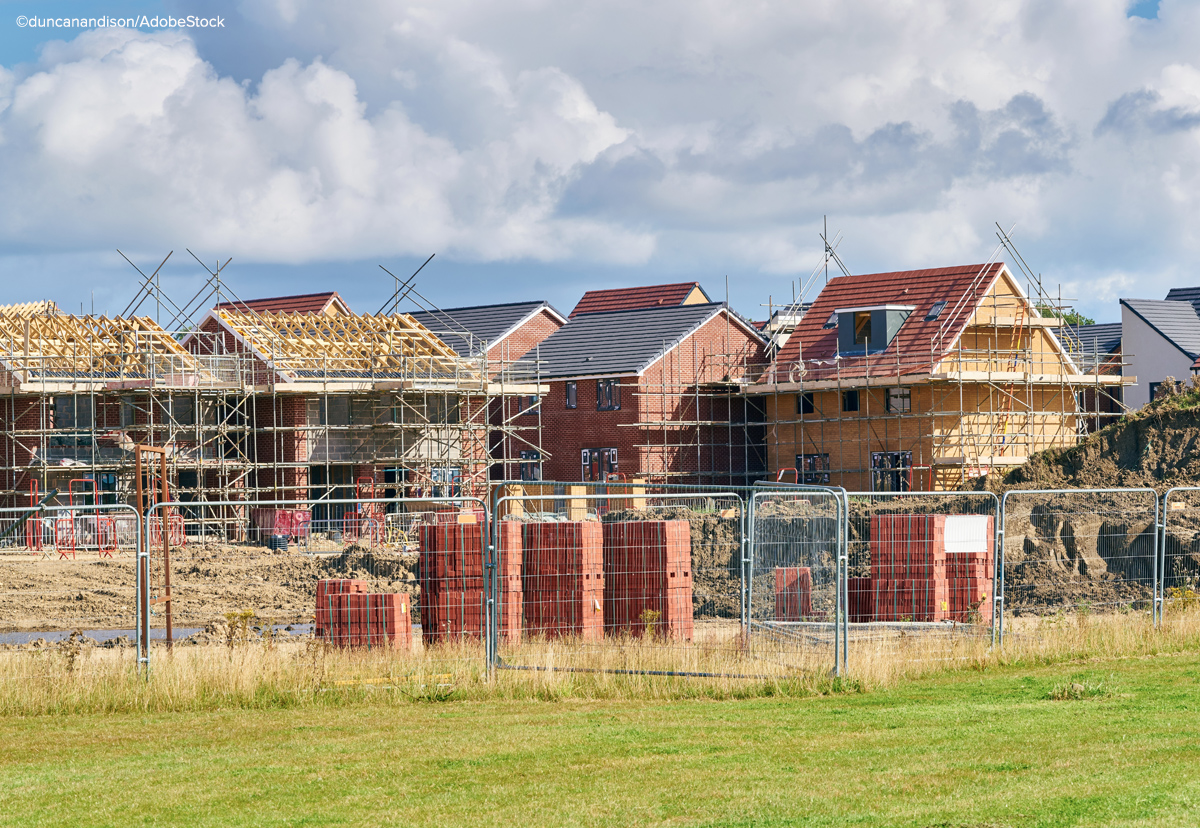 NHBC figures show a real uplift in July new home registrations